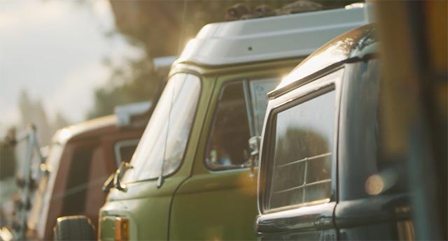 Volkswagen Classicparts bullifestival